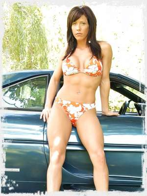 Flashy Babes Images