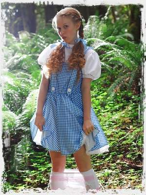 Dolly Of the Land Of OZ