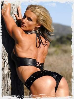 Michelle Milgazo Pics ; Muscularity